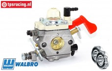 Walbro Carburetor WT-603B Ball-beared, 1 pc