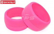 TPS2203 Waterproof Tyre Foam Ø120-Ø170-B80 mm, 2 pcs.