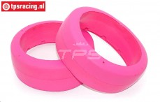 TPS2202 Waterproof Tyre Foam Ø120-Ø155-B60 mm, 2 pcs.