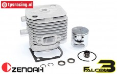 ZN1000F3 Zenoah 23cc-Ø32-G230 Falcon3 Tuning, Set