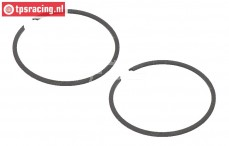TPS0311/54 Piston Ring TPS Flex 26 cc, (Ø34-1,0 mm), 2 pcs.