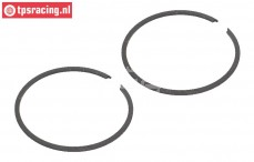 TPS0311/56 Piston Ring TPS Flex 29 cc Ø36-1,0 mm, 2 pcs.