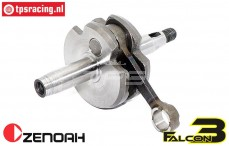 ZN0026F3 Zenoah Falcon3 Crank Shaft, 1 pc.