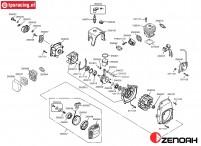 Zenoah G260