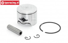 Piston Zenoah G320 cc, (Ø38-1,0 mm), Set