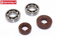 ZN0015S Zenoah-Viton Crank case Tuning bearing, Set