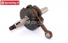 TPSZN0026 Tuning Crank shaft S28 mm, 1 pc