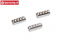 ZN0013 Zenoah Crankcase pin, 3 pcs.