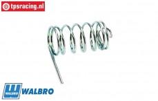 ZN0079/01 Walbro Tuning Throttle Valve Spring, 1 pc.